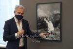 "Evelyn Hofer-Ausstellung, ""America 1970s/80s"" (09.10.20 - 16.05.21), Presserundgang mit Matthias Harder (Direktor), Helmut Newton Stiftung, Berlin, 08.10.2020 (Photo: Christian Behring)"