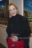 """""""PRIVATE INVITATION - PROYECTO HABANA - JORGE GONZALEZ x ANATOL KOTTE"""", Katja Flint auf der Vernissage in der Galerie CAPITIS, Berlin-Mitte, 22.11.2018"""