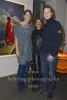 """""""PRIVATE INVITATION - PROYECTO HABANA - JORGE GONZALEZ x ANATOL KOTTE"""", Jorge Gonzalez, Thomas Heinze und Freundin Jackie Brown, Vernissage in der Galerie CAPITIS, Berlin-Mitte, 22.11.2018"""