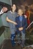 """PRIVATE INVITATION - PROYECTO HABANA - JORGE GONZALEZ x ANATOL KOTTE"", Anatol Kotte, Jorge Gonzalez und Papa Gudelio, Vernissage in der Galerie CAPITIS, Berlin-Mitte, 22.11.2018"