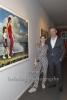 """""""PRIVATE INVITATION - PROYECTO HABANA - JORGE GONZALEZ x ANATOL KOTTE"""", Anatol Kotte und Tochter Rocca, Vernissage in der Galerie CAPITIS, Berlin-Mitte, 22.11.2018"""