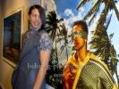 """""""PRIVATE INVITATION - PROYECTO HABANA - JORGE GONZALEZ x ANATOL KOTTE"""", Jorge Gonzalez, Vernissage in der Galerie CAPITIS, Berlin-Mitte, 22.11.2018"""