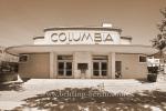 """Sonntag in der Stadt"", Columbia Club - jetzt Columbia-Theater, Fahrradtour am Sonntag durch Kreuzberg, Neukoelln, Tempelhof, Mitte, Berlin am 02.08.2015 [Photo: Christian Behring]"