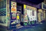 """""""Sonntag in der Stadt"""", ehem. Apotheke in der Hasenheide / Ecke Herrmannstraße, Fahrradtour am Sonntag durch Kreuzberg, Neukoelln, Tempelhof, Mitte, Berlin am 02.08.2015 [Photo: Christian Behring]"""