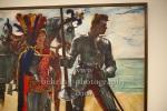 """""""Ruggiero und Knappe"""" - """"Berlinische Galerie: Neuerwerb """"Bacchant"""" von Lovis Corinth"""", Pressekonferenz, Berlin, 13.07.2021 (Photo: Christian Behring)"""