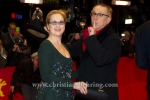 "Meryl Streep, Dieter Kosslick, attends the ""Closing Ceremony"" - red carpet during 66th Berlinale International Film Festival at the Berlinale-Palast, 20.02.16 in Berlin, Germany,[Photo: Christian Behring]"