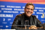 "George Clooney (Schauspieler/ Actor), attends the ""Hail, Caesar!"" - press conference at the 66th Berlinale, Berlin 11.02.16 [Photo: Christian Behring]"