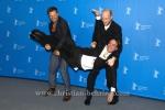 "Philipp Hochmair (Schauspieler/ Actor), Haendl Klaus (Regisseur/ Director), Lukas Turtur (Schauspieler/ Actor), attends the ""KATER / TOMCAT"" - photo call at the 66th Berlinale, Berlin 13.02.16 [Photo: Christian Behring]"