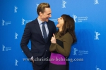 "Susanne Bier (Regisseurin/ Director), Tom Hiddleston ( Schauspieler/ Actor), attends the ""The Night Manager"" - red carpet during 66th Berlinale International Film Festival at the Haus der Berliner Festspiele, 18.02.16 in Berlin, Germany,[Photo: Christian Behring]"