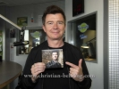"""""""Rick Astley"""", Praesentation des neuen Albums """"50"""", Photocall bei Spreeradio im Radiocenter am Kurfuerstendamm 207-208, am 14.06.2016 [Photo: Christian Behring, nur fuer redaktionelle Zwecke, no right to licence or reproduce the material for advertising or commercial purposes (calendars, posters, T-shirts etc)]"""