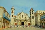 Catedral de la habana, Plaza de la Catedral, La habana vieja (Altstadt), Havanna, Cuba, 20.01.2015 [(c) Christian Behring, www.christian-behring.com]