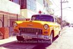 Privat-Taxi, Chevrolet, Miramar, Havanna, Cuba, 01.02.2015 [(c) Christian Behring, www.christian-behring.com]