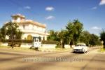 US-Oldtimer auf der Avenida 5ta, Miramar, Havanna, Cuba, 01.02.2015 [(c) Christian Behring, www.christian-behring.com]