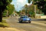 US-Oldtimer in der Avenida 3RA, Miramar, Havanna, Cuba, 01.02.2015 [(c) Christian Behring, www.christian-behring.com]