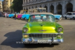Chevrolet Bel Air am Parque Central, la habana vieja, Havanna, Cuba, 28.01.2015 [(c) Christian Behring, www.christian-behring.com]
