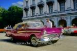 US-Oldtimer am Parque Central, la habana vieja, Havanna, Cuba, 28.01.2015 [(c) Christian Behring, www.christian-behring.com]
