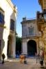 Frauen in historischen Kostuemen, la habana vieja, Havanna, Cuba, 28.01.2015 [(c) Christian Behring, www.christian-behring.com]