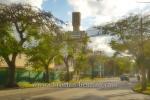 Ave 3RA, im Hintergrund die Russische Botschaft, Miramar, Havanna, Cuba, 30.01.2015 [(c) Christian Behring, www.christian-behring.com]