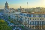 Blick von der Dachterrasse des Hotel Parque Central Richtung Telegrafo, La habana vieja, Havanna, Cuba, 31.01.2015 [(c) Christian Behring, www.christian-behring.com]