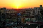 Blick von der Dachterrasse des Hotel Parque Central Richtung Westen, La habana vieja, Havanna, Cuba, 31.01.2015 [(c) Christian Behring, www.christian-behring.com]