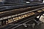 Klavier bei einem privaten Tabakbauern in Valle de Vinales (das Tal von Vinales), Cuba, 21.01.2015 [(c) Christian Behring, www.christian-behring.com]