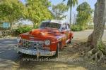 Dodge an einer Raststaette vor Cienfuegos, Cuba, 22.01.2015 [(c) Christian Behring, www.christian-behring.com]