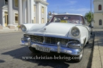 Ford Fairlane am Parque Marti, Cienfuegos, Cuba, 22.01.2015 [(c) Christian Behring, www.christian-behring.com]