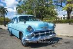 Chevrolet am Parque Marti, Cienfuegos, Cuba, 22.01.2015 [(c) Christian Behring, www.christian-behring.com]