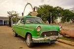 Ford Consul am Parque Marti, Remedios, Cuba, 24.01.2015 [(c) Christian Behring, www.christian-behring.com]