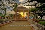 Pavillon im Parque Marti, Remedios, Cuba, 24.01.2015 [(c) Christian Behring, www.christian-behring.com]
