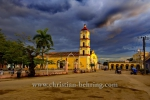 Iglesia Parroquial Mayor San Juan de Bautista, Remedios, Cuba, 24.01.2015 [(c) Christian Behring, www.christian-behring.com]