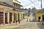 Strasse in der Altstadt, Trinidad, Cuba, 24.01.2015 [(c) Christian Behring, www.christian-behring.com]