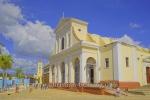 Iglesia Parroquial de la Santisima Trinidad an der Plaza Mayor, Trinidad, Cuba, 24.01.2015 [(c) Christian Behring, www.christian-behring.com]