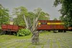 Monumento al Tren blindado (Denkmal des Panzerzgs), Santa Clara, Cuba, 25.01.2015 [(c) Christian Behring, www.christian-behring.com]