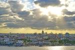 Blick ueber die Hafenbucht von Havanna auf die Altstadt La Habana Vieja, Havanna, Cuba, 27.01.2015 [(c) Christian Behring, www.christian-behring.com]