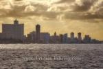 Blick ueber die Hafenbucht von Havanna Richtung Malecon mit dem Hotel Nacional, Havanna, Cuba, 27.01.2015 [(c) Christian Behring, www.christian-behring.com]