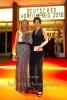 """""""DEUTSCHER HOERFILMPREIS 2018"""", Judith Hermann und Julia Bremermann, Roter Teppich zur Preisverleihung vor dem Kino International, Berlin, 20.03.2018"""
