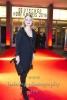 """""""DEUTSCHER HOERFILMPREIS 2018"""", Catherine Flemming, Roter Teppich zur Preisverleihung vor dem Kino International, Berlin, 20.03.2018"""