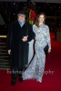 """Dieter Kosslick, Marie Baeumer, attends the """"Victoria"""" - Red Carpet during 65th Berlinale International Film Festival at the BERLINALE-PALAST on February 07, 2015 in Berlin, Germany,"""