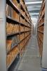 """Archiv der Akten der Inoffiziellen Mitarbeiter (AIM), """"STASIMUSEUM"""", Ruschestrasse 103, Haus 1 und Stasiunterlagen-Archiv, Berlin,  29.02.2020 (Photo: Christian Behring)"""