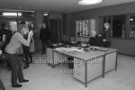 """""""Ein starkes Team - Tod einer Studentin"""" (75. Folge, Ausstrahlung voraussichtlich Fruehjahr 2018), Photo call mit Stefanie Stappenbeck, Florian Martens, Motiv: Polizeipraesidium, Berlin, 13.12.2017,"""