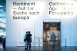 """""""EMOP BERLIN - KONTINENT"""", Presserundgang, Akademie der Kuenste, Berlin, 29.09.2020"""
