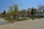 """Orientalischer Garten der vier Stroeme, """"GAERTEN DER WELT"""", Blumberger Damm / Eisenacher Strasse, Berlin, 08.04.2020"""