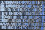 """Christlicher Garten, """"GAERTEN DER WELT"""", Blumberger Damm / Eisenacher Strasse, Berlin, 08.04.2020"""