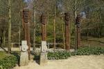 """Koreanischer Garten, """"GAERTEN DER WELT"""", Blumberger Damm / Eisenacher Strasse, Berlin, 08.04.2020"""