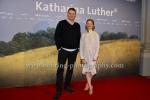 """""""Katharina Luther"""" (22.02.2017, 20.15 Uhr im Ersten), Roter Teppich zur Premiere, Franzoesische Friedrichstadtkirche am 01.02.2017 in Berlin [Photo: Christian Behring]"""