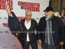 """""""Kundschafter des Friedens"""", Henry Huebchen (Hauptdarsteller), Michael Gwisdek (Hauptdarsteller), Premiere im Kino INTERNATIONAL am 17.01.2017 in Berlin"""