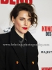 """Kundschafter des Friedens"", Antje Traue (Hauptdarstellerin), Premiere im Kino INTERNATIONAL am 17.01.2017 in Berlin"