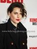 """""""Kundschafter des Friedens"""", Antje Traue (Hauptdarstellerin), Premiere im Kino INTERNATIONAL am 17.01.2017 in Berlin"""