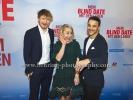 """""""Mein Blind Date Mit Dem Leben"""", Kostja Ullmann, Anna Maria Muehe, Jacob Matschenz, Premiere im Kino in der Kulturbrauerei am 18.01.2017 in Berlin [Photo: Christian Behring]"""